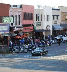 Downtown Stillwater, Oklahoma