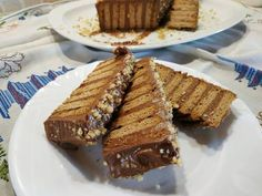 Nutella Recipes, Greek Recipes, Deserts, Anna, Sweets, Puddings, Board, Cakes, Mascarpone