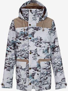 Burton Fremont Jacket  b1af8e9f73