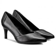 Туфли TAMARIS - 1-22424-27 Black Leather 003