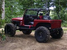 jeep yj 1 ton build - Google Search