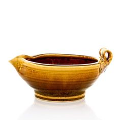 Pouring Bowl by Carter Gillies. Available at ClayAkar.