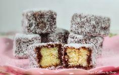 Sugar Creations by Dunja: Kokosschnitten Balkan-Art Dessert Party, Cashew Yogurt, Cashew Cheesecake, Lemon Layer Cakes, Crunch Cake, New Cake, Vegan Desserts, Caramel Apples, Nutella