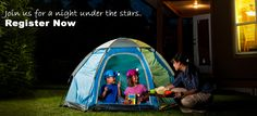 The Great American Backyard Campout with the National Wildlife Federation is June 22