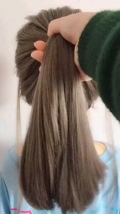 Easy Hairstyles For Long Hair, Up Hairstyles, Stylish Hairstyles, Everyday Hairstyles, Office Hairstyles, Hair Updo, Easy Hairstyles Tutorials, Long Hair Tutorials, Simple Hairstyles For Long Hair
