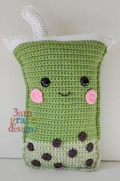 Mesmerizing Crochet an Amigurumi Rabbit Ideas. Lovely Crochet an Amigurumi Rabbit Ideas. Kawaii Crochet, Crochet Gratis, Crochet Food, Crochet Patterns Amigurumi, Cute Crochet, Crochet Dolls, Easy Crochet Projects, Crochet Patterns For Beginners, Beginner Crochet