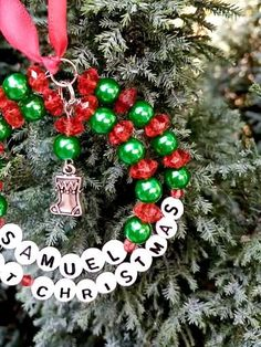 Crafty Christmas Gifts, Personalised Christmas Baubles, Baby First Christmas Ornament, Family Christmas Gifts, Baby Ornaments, Handmade Christmas Decorations, Christmas Ornament Crafts, Christmas Diy, Christmas Wreaths