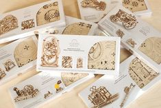 UGEARS is raising funds for UGEARS: Self-propelled mechanical models on Kickstarter! Unique mechanical models for self-assembly without glue, made from natural materials. 3d Puzzles, Wooden Puzzles, Model Kits For Adults, Hurdy Gurdy, Laser Cut Plywood, Dynamo, Wooden Gears, Models, Wood Toys