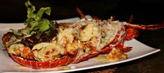 #Paladar #Torreson #Restaurants popular dishes is of course its #lobster and #seafood menu. Starting at 10 CUC, the large portions work out quite economical. www.HavanaMalecón.com