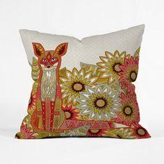 Fox Trot Pillow