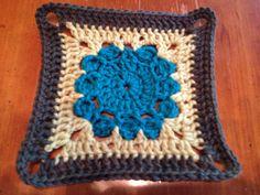 Free SmoothFox's Garden of Flowers 6x6 pattern