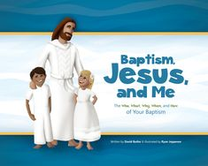Baptism, Jesus, and Me: The Who, What, Why, When, and How of Your Baptism - Deseret Book Baptism Gifts For Boys, Gifts For Kids, Lds Books, Family Home Evening Lessons, Getting Baptized, Learning To Pray, Fhe Lessons, Holy Ghost, Heavenly Father