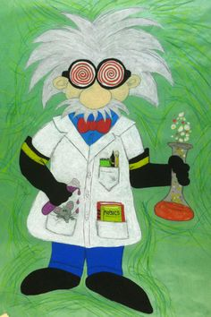 Mad Scientist - SRC 2014 Fizz Boom Read