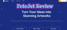 Exploring Fotojet Online Graphics Designer from @fotojetapp Read our review at the link http://bit.ly/2xgy0jm  #PhotoEditing #CollageMaking #TechReview #AppReview #SoftwareReview