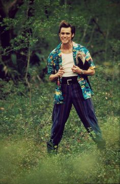 Ace Ventura - Lets do all the things you wanna do!