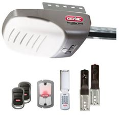 8. Genie 4042-TKH SilentMax 1200 3/4+ HPc DC Belt Garage Door Opener Best Garage Door Opener, Buy Garage Door, Genie Garage Door, Best Garage Doors, Appliance Garage, Interior Walls, Chain Drive, Belt Drive, Garage Ideas