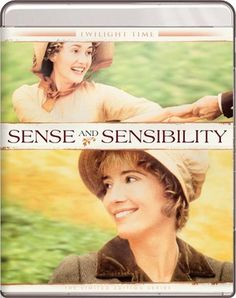 Sense and Sensibility - Blu-Ray (Twilight Time Ltd. Region A) Release Date: Available Now (Screen Archives Entertainment U.S.)