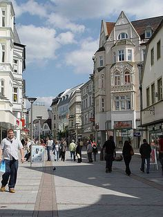 Iserlohn in the city