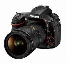 Recommended Nikon D810 Settings