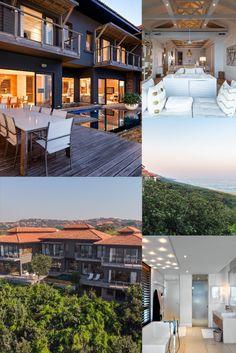 Zimbali Beachfront Living Coastal, Mansions, House Styles, Places, Home Decor, Decoration Home, Manor Houses, Room Decor, Villas