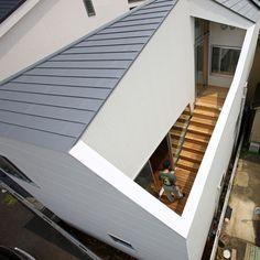 House at Akatsuka / atelier HAKO architects