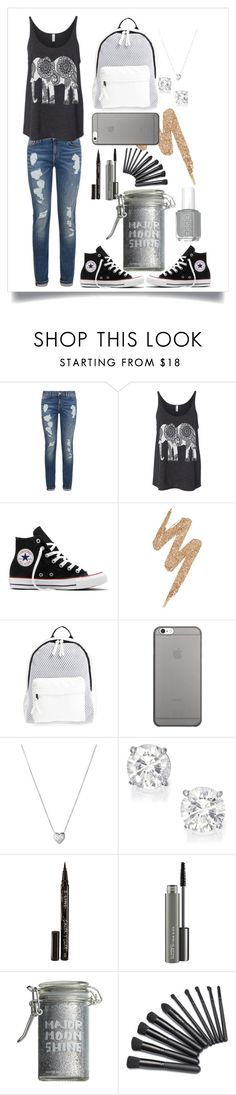 """""""My Imagination (RTD)"""" by iz-so-kray-kray ❤ liked on Polyvore featuring Tommy Hilfiger, Converse, Urban Decay, Poverty Flats, Native Union, Links of London, Smith & Cult, MAC Cosmetics and Major Moonshine"""