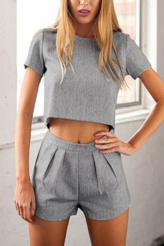 Obsessed with this trendy set.