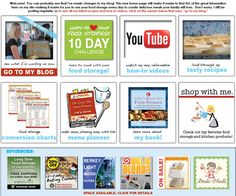 Learn how to cook with food storage in your own recipes! Plus, browse through of food storage recipes and watch new episodes of Everyday Food Storage. Emergency Food Storage, Emergency Supplies, In Case Of Emergency, Emergency Preparedness, Emergency Preparation, Food Preparation, Cooking Photos, Cooking Tips, Provident Living