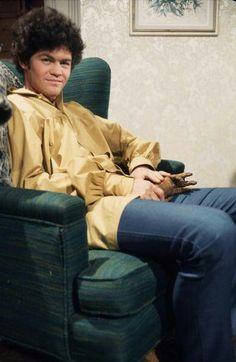 Micky Dolenz with the 'Monkey's Paw'
