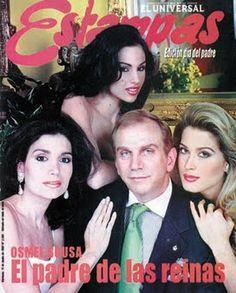En 1997 el presidente del Miss Venezuela, Osmel Sousa, celebraba 15 años al frente de la organización con una cosecha de reinas que parecía indetenible