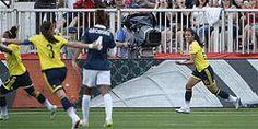¡Histórico! Colombia venció 2-0 a Francia en el Mundial femenino