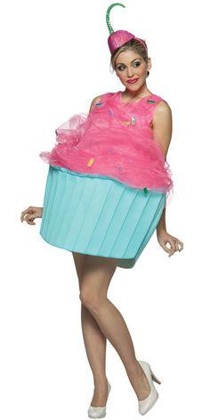 Cupcake fancy dress