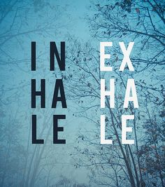 Inhale // Exhale (by marissa.koh)
