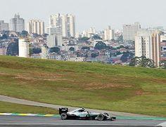Blog Esportivo do Suíço:  Rosberg bate Hamilton no último treino antes da classificação em Interlagos