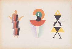 1925, Art Impression ソニア ドローネ 衣装 ガスで動く心臓 同時的テキスタイル ブルックリン美術館 アートライブラリー