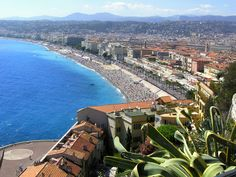 Nice, France - Travel Guide and Travel Info