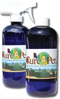 Cure a Pet Wound and Skin Care -- Check this awesome product by going to the link at the image.