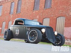 Factory Five Racing '33 ford skin on all new parts.