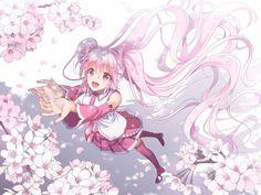 VOCALOID- Sakura Miku