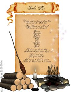 COLOR Book Of Shadows Page 4  Bale Fire ,Charmed,Wicca, Witch,Oil,Herb picclick.com