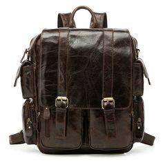 27689d79e98d Grand sac rétro pour femmes et hommes collège sac à dos ordinateur vintage   VL10338  - €115.55   Towido.com