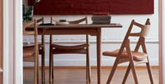 Carl Hansen - CH29 The Sawbuck Chair