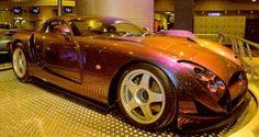 1998 TVR Speed 12