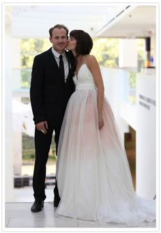Non-Traditional Wedding Dresses That Will Have You Rethinking The All-White Look | Weddingbells