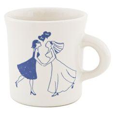 A mug for a lady wedding.