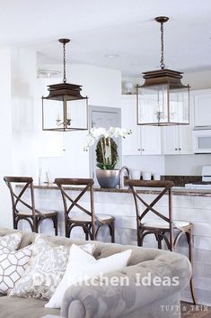 Amazing DIY Concepts For Your Kitchen Lighting #kitchendecor