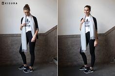 Stylistin Denise und ihre Tipps für mehr Spaß am Sport #AboutKISURA   Hole Dir Dein individuelles Outfit Deines persönlichen Stylisten auf http://on.kisura.de/21jkB0t !