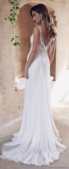 3552d1a79fc7 Anna Campbell 2019 Wedding Dresses - Wanderlust Bridal Collection. Νυφικά