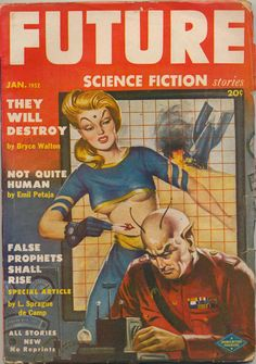 Future Science Fiction Stories, January 1952 (1)