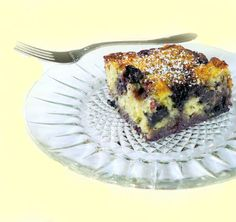 One Perfect Bite: Blueberry Pudding Cake